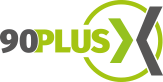 90plusx_logo