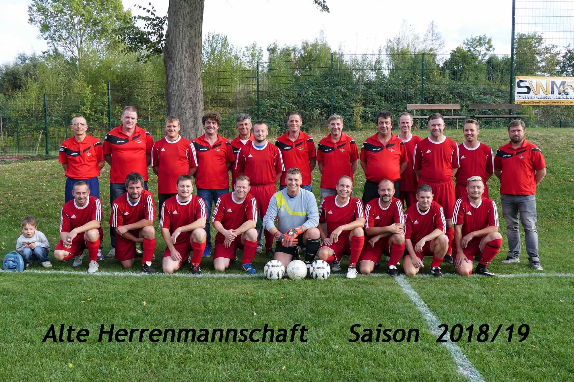 Alte Herren 18-19