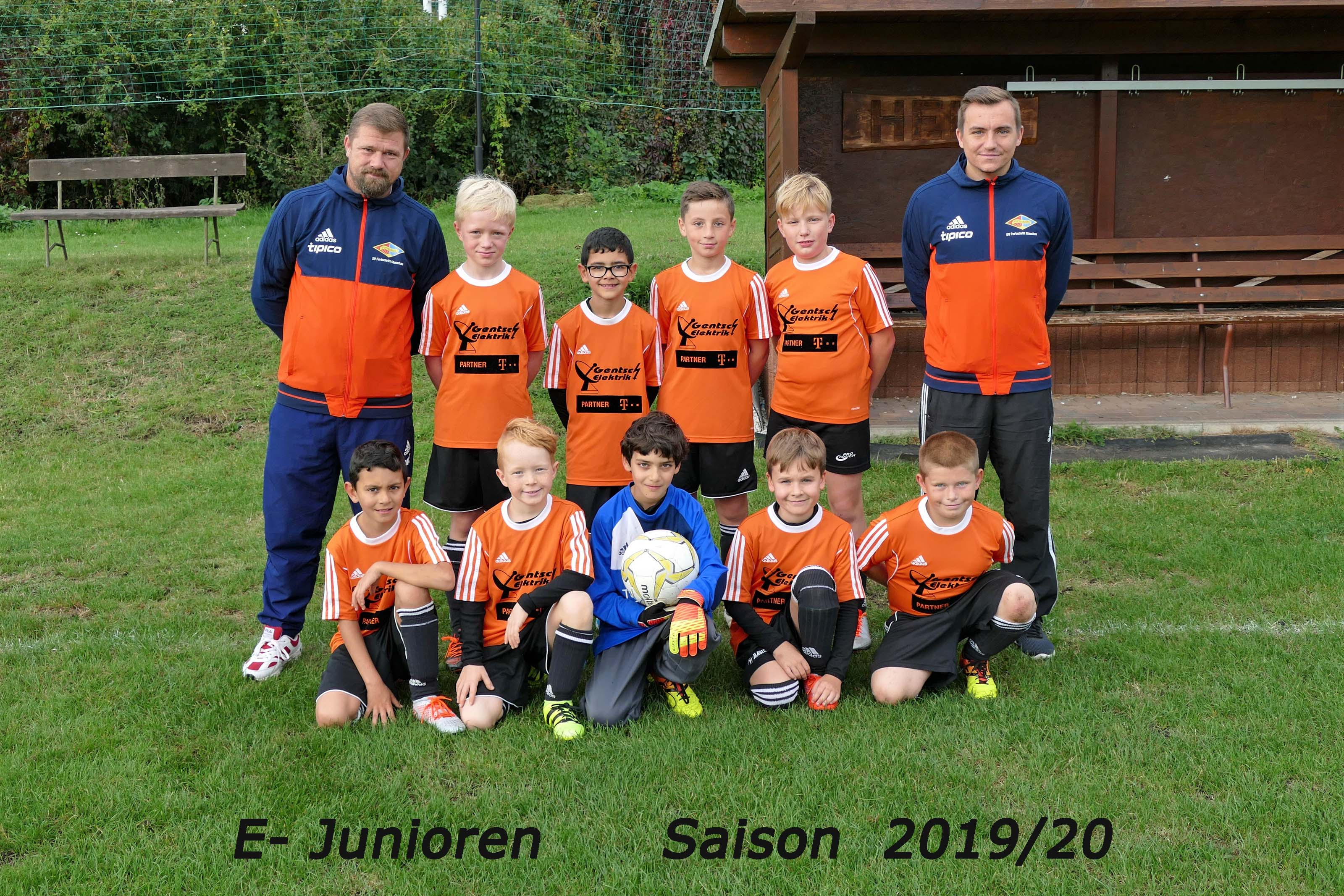 E- Junioren 2019-20