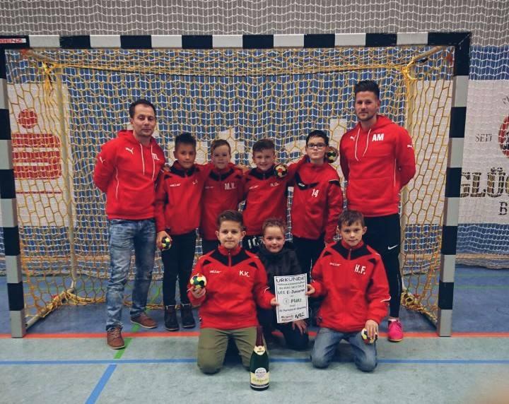 E- Junioren Futsal 06.01.18
