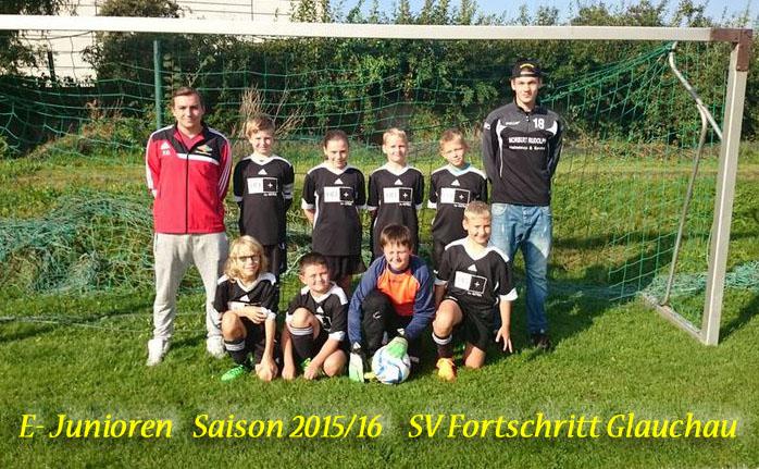 E- Junioren Saison 2015-2016