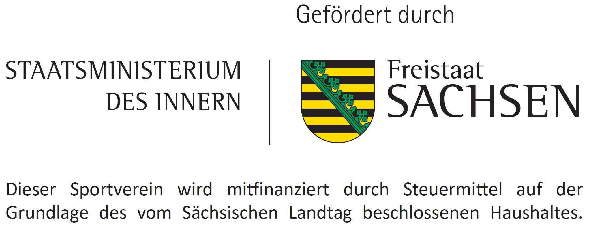 Förderung Sächsischer Landtag