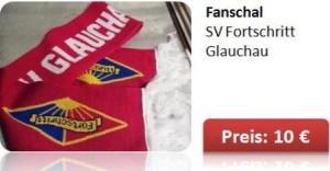 Fanschal SV Fortschritt Glauchau