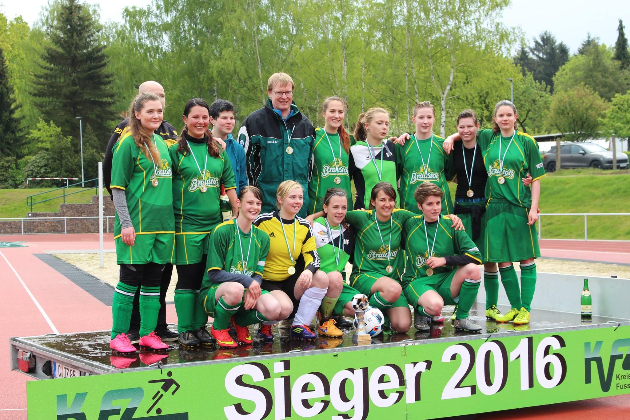 Frauen Pokalsieger 2016 a