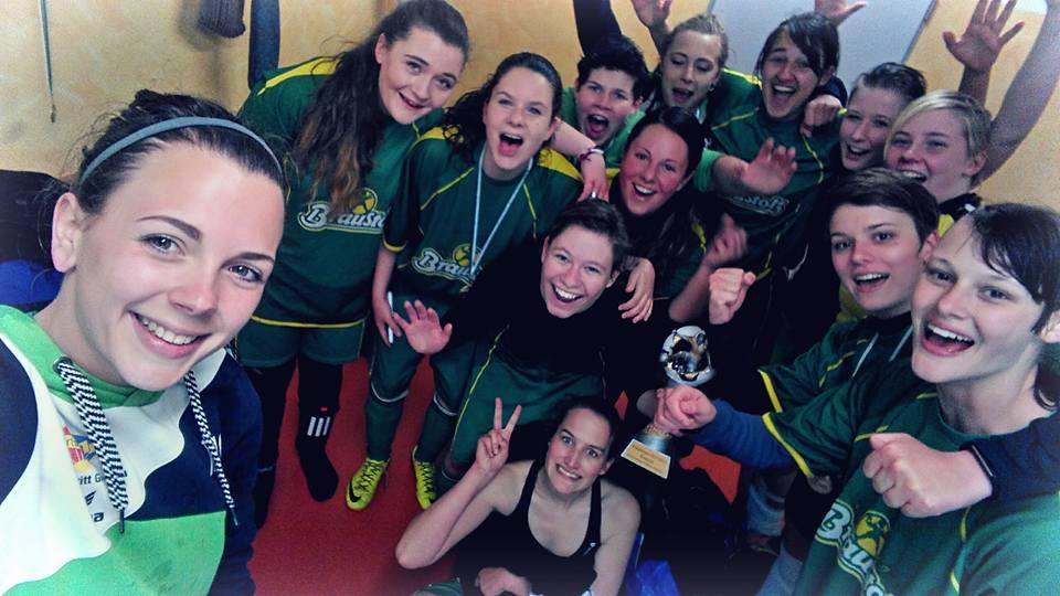 Frauen Pokalsieger 2016