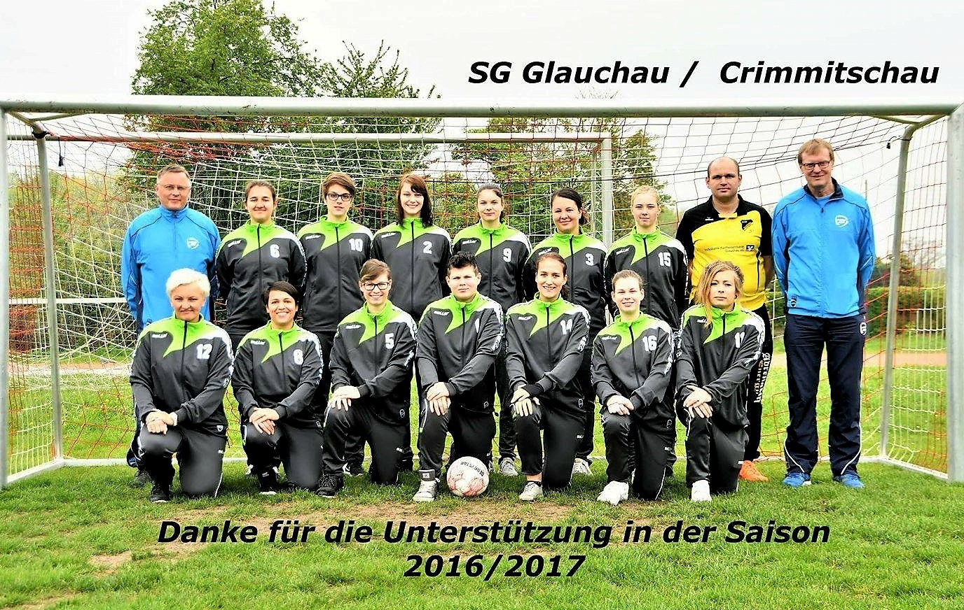 Frauenteam 2017