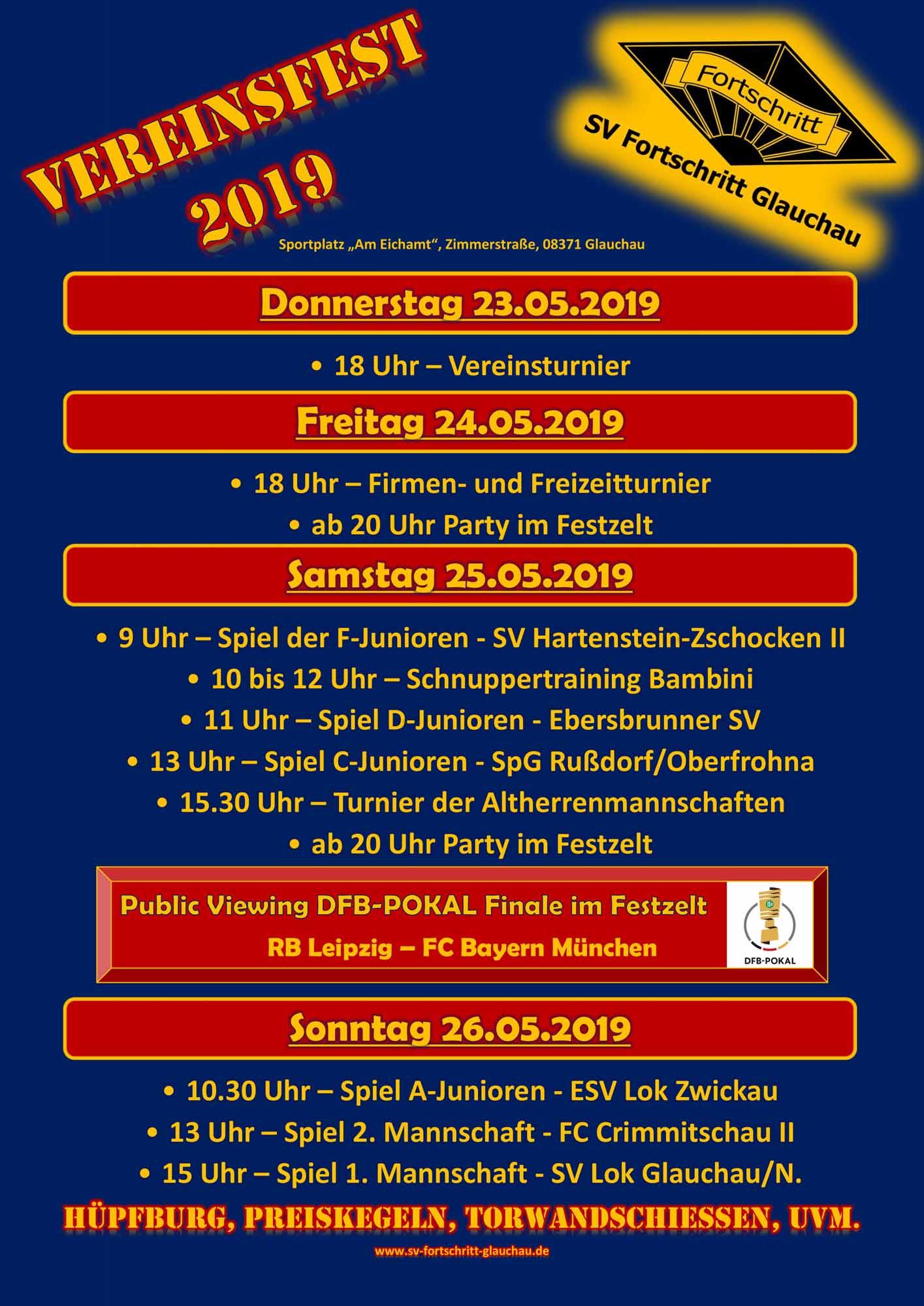 Plakat Vereinsfest 2019c