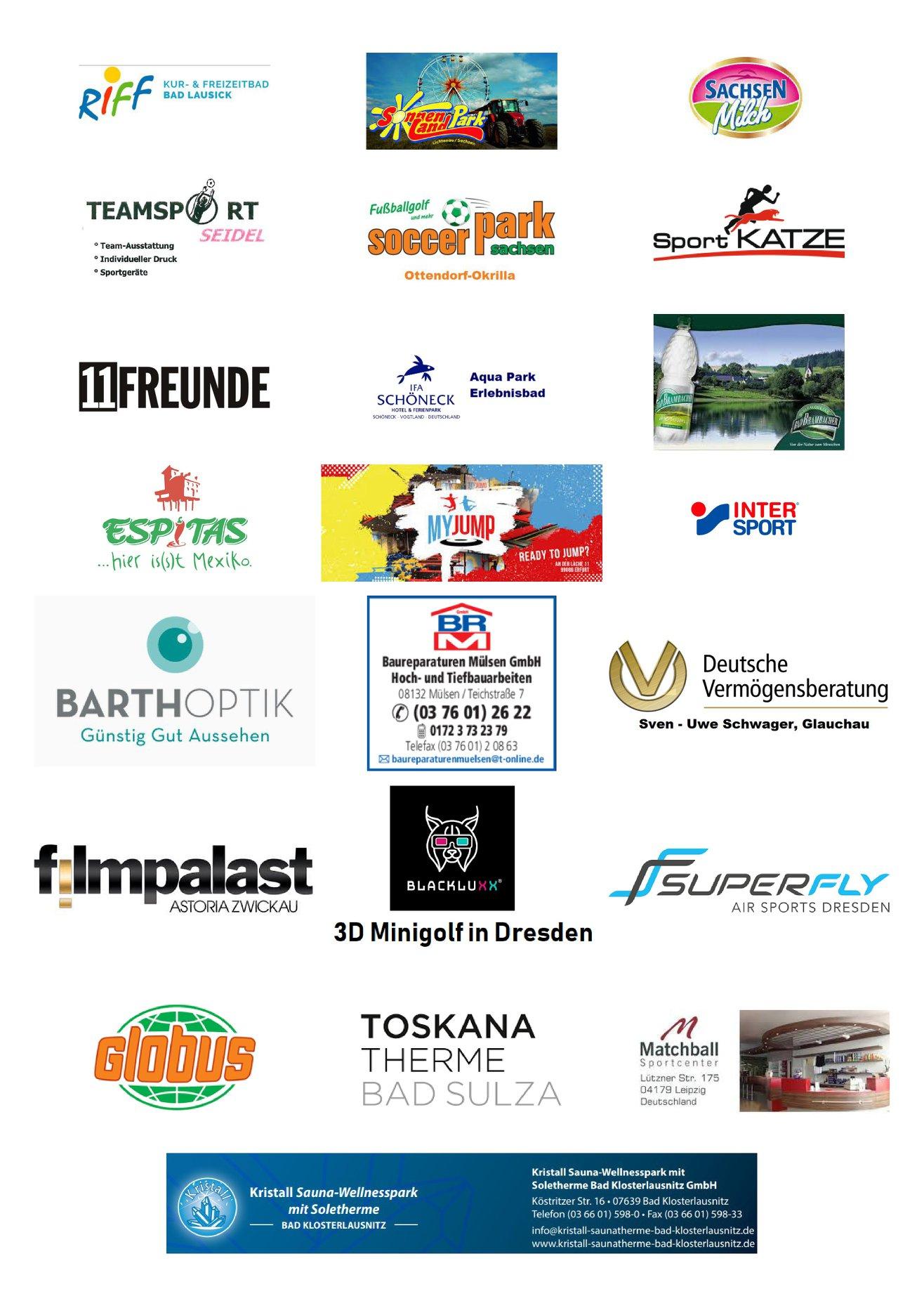 Sponsoren Hallenturnier 2019 b