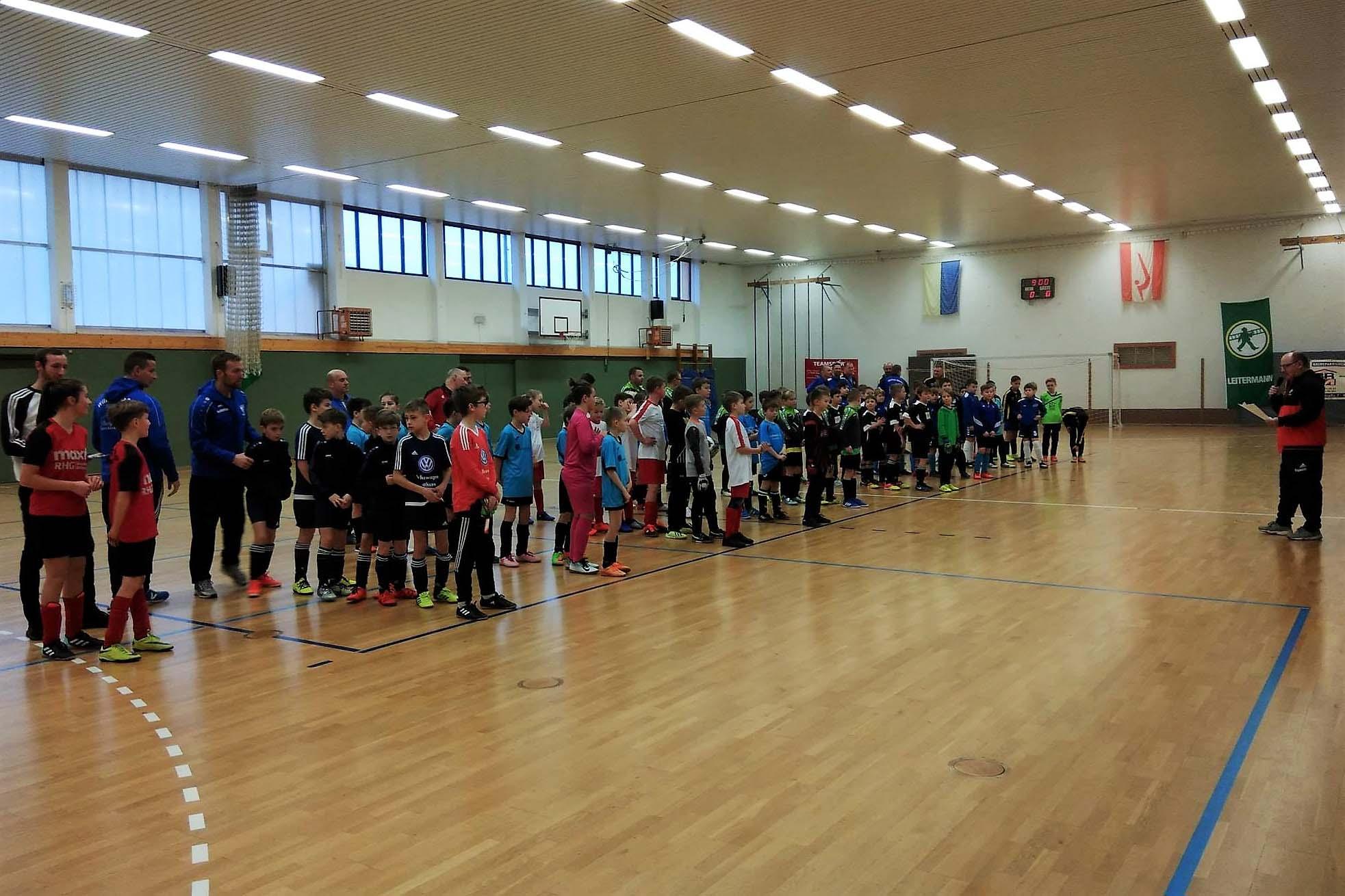 Turnier E- Junioren 02.02.2019