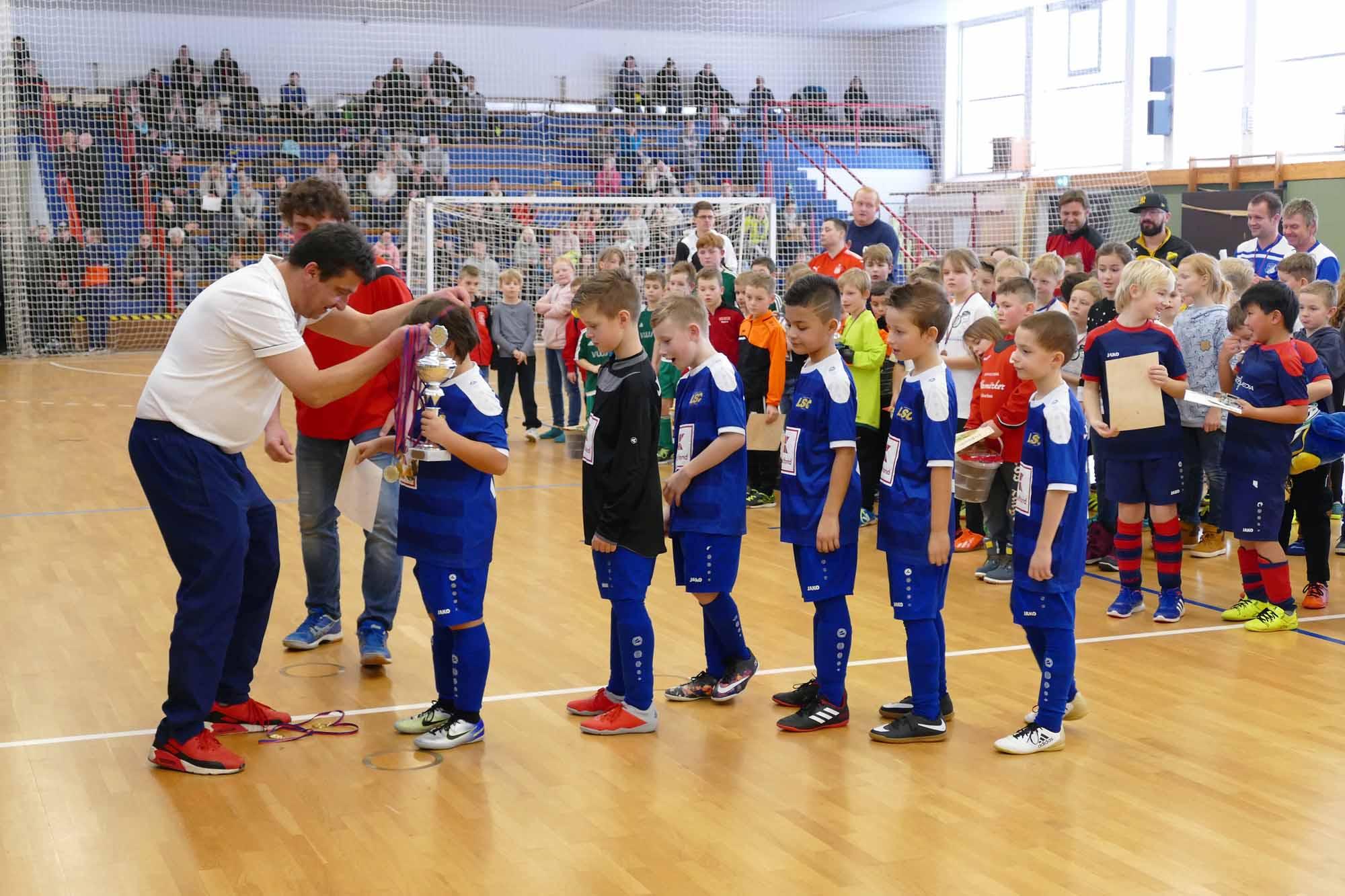 Turnier F- Junioren 03.02.2019