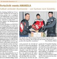 Artikel im Amtsblatt