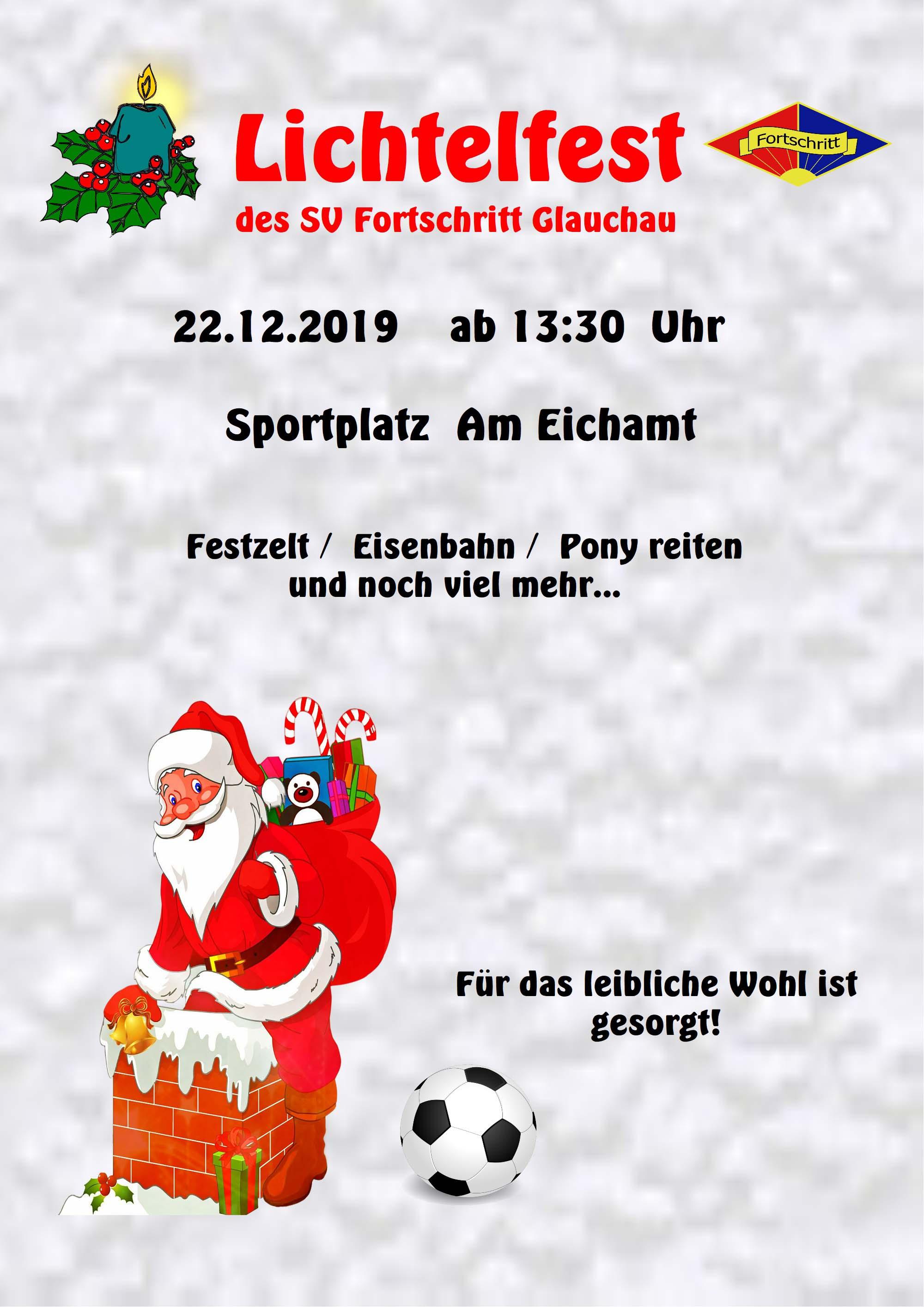 plakat Lichtelfest 2019
